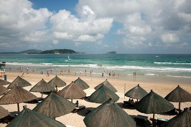 Teach English abroad & surf the world