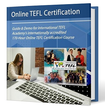 Download a free guide and demo for Online TEFL Certification