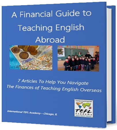 Download Financial Guide to Teaching English Abroad