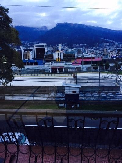 Teaching English Quito Ecuador Kim Jackson