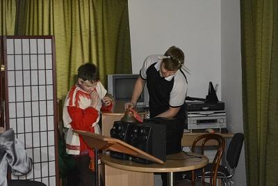Teaching English St. Petersburg Russia Joshau Schiefelbein