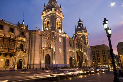 teaching English in Lima, Peru