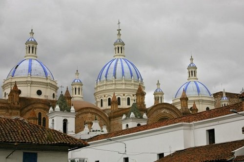 Cuenca Ecuador Teaching English