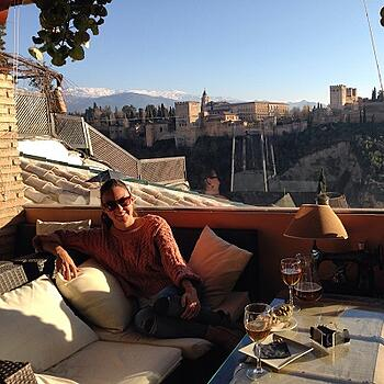 Teaching in Spain Morgan Garza