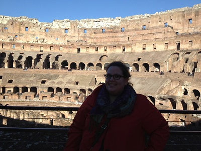 Florence, Italy English Teaching Q and A with Sarah Graubard