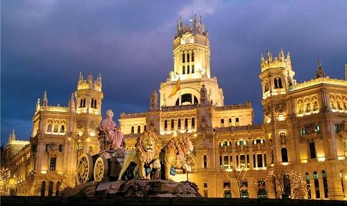 plaza de cebelis madrid