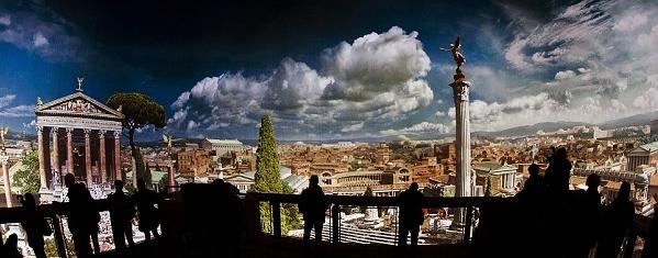 rome panoramica