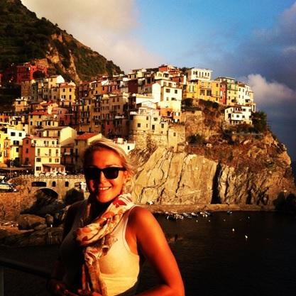 Alumni Stories - Teaching English in Italy