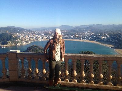 San Sebastian, Spain English Teaching Q and A with Kylee Burgin