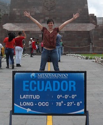 Ambato, Ecuador English Teaching Q and A with Shannon Etling