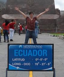 Alumni Stories - Teaching English in Ecuador