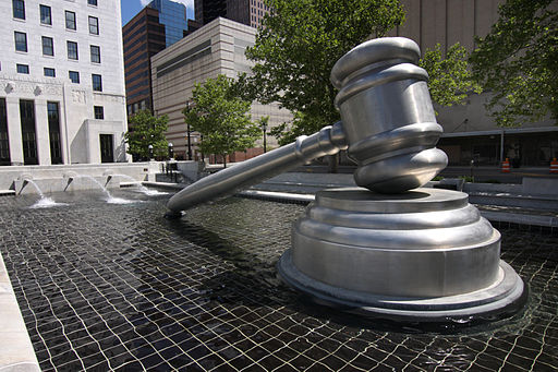 giant gavel teaching english abroad with a criminal record