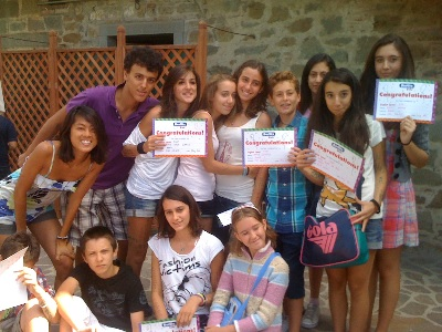 English Teaching Jobs in Italy - Summer Camps