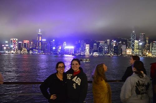 Teaching English in Hong Kong