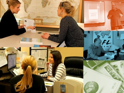 Professional Job Placement Assistance for Teaching English Abroad