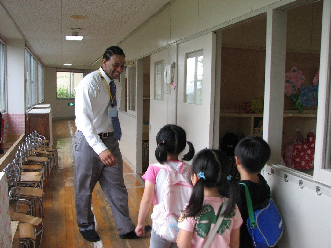 Teaching English Abroad as an African-American