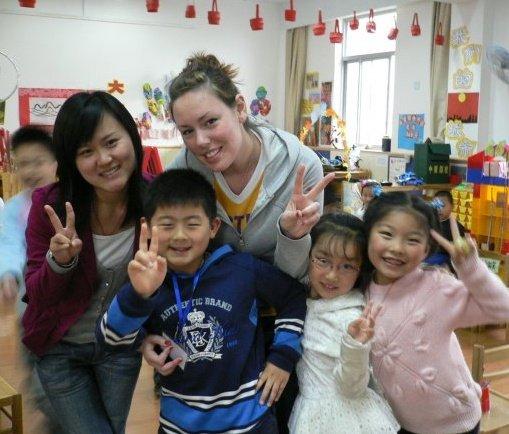 teach english abroad in asia