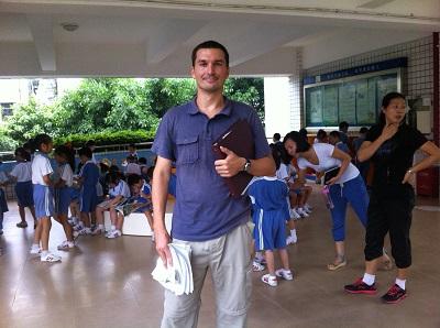 China English Teaching