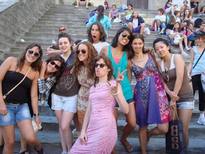 Teaching English in Italy - Plunging in Headfirst