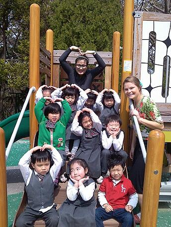 South Korea English Teaching