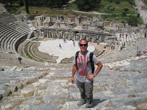 Ancient City of Anatolia Ephesus Turkey