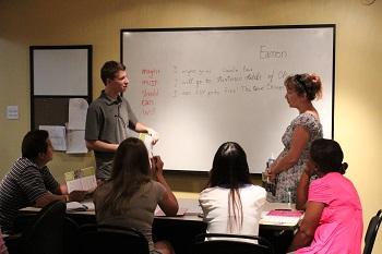 English teaching with TEFL training