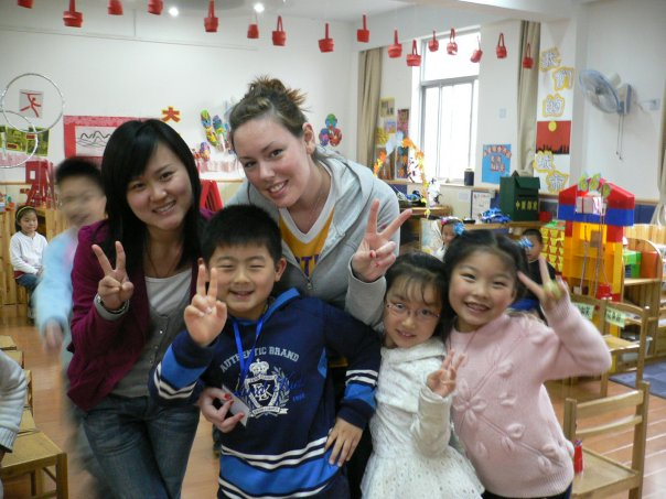 How to get a job teaching English in China