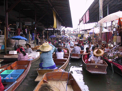 Bangkok - A Top City for Teaching English in Asia
