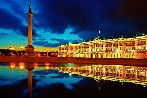 Hermitage Museum St Petersburg Travel Teach explore