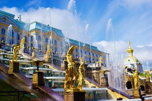 Teach English in St.Petersburg, Russia