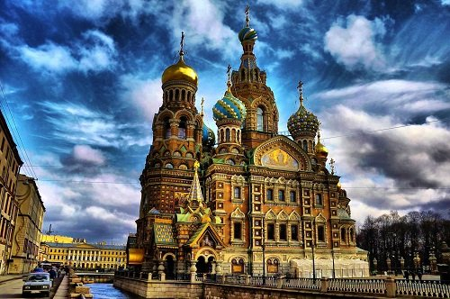 Church of Our Savior on the Spilled Blood  travel around the world