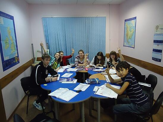 Teach English in St. Petersburg, Russia