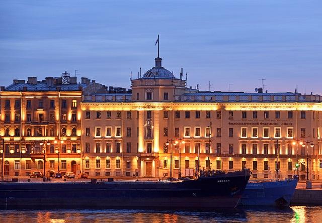 Teaching English in St. Petersburg, Russia