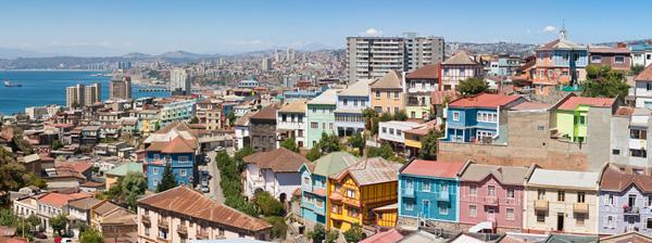 Chile valparaiso teaching english