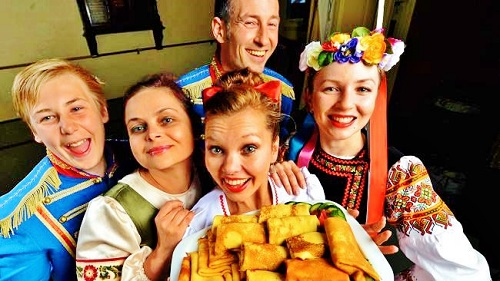 Maslenitsa - Teaching English in Russia