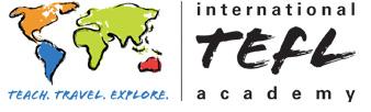 International TEFL Academy Home