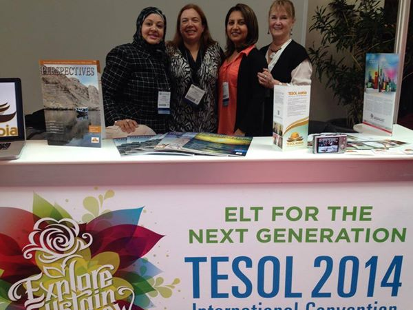 Teaching English Abroad - TESOL 2014 Expo