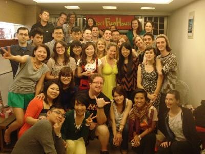 Alumni Stories - Teaching English in Taiwan