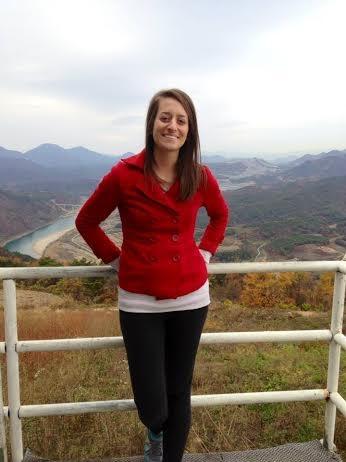 Megan Tighe ITA Alumni