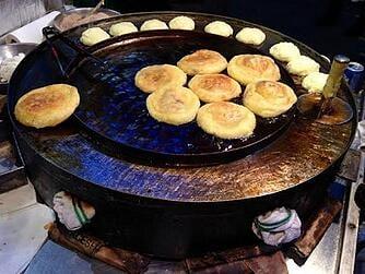 Megan Tighe ITA Alumni korean food