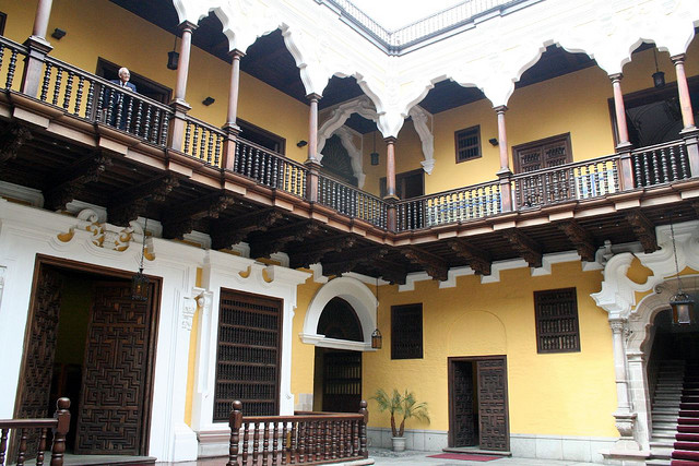 Discover Historic Lima while Teaching English in Peru
