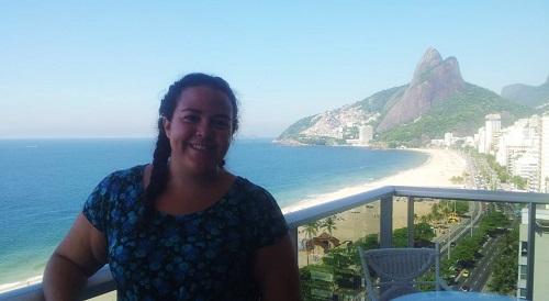 Amanda Moutinho ITA Alumni Brazil