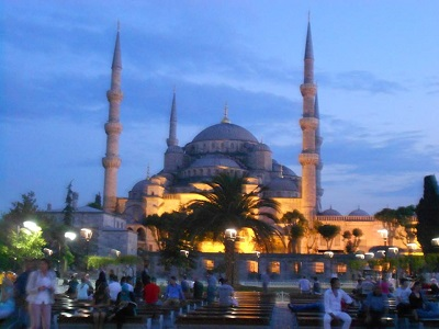 Jobs Teaching English in Istanbul, Turkey
