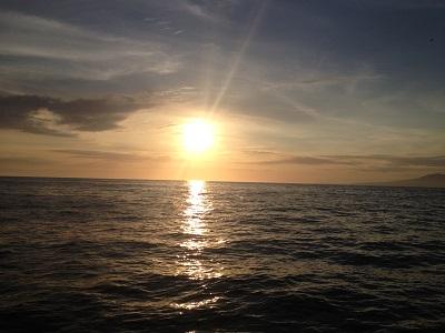Taylor Sands  ITA Alumni stories Puerto Vallarta Sunset