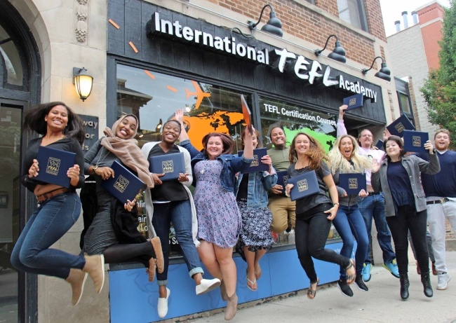 Best Teach English Abroad Program