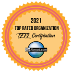 GoAbroad Top Rated TEFL Certification 2019