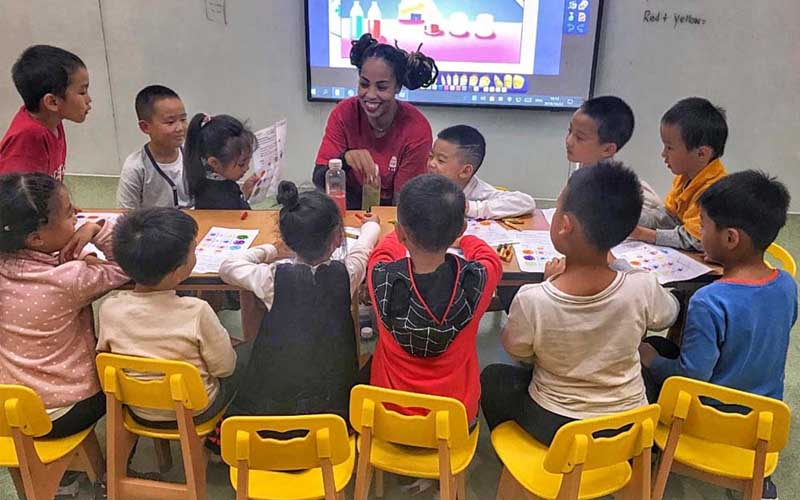Where Do Teachers Receive The Most Respect...? China!