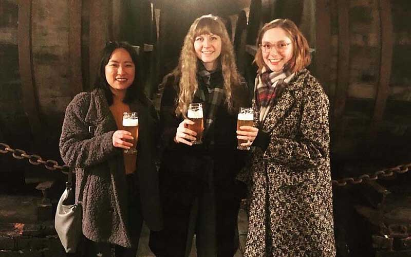 Making The Most of My Time Teaching English in Prague During COVID-19