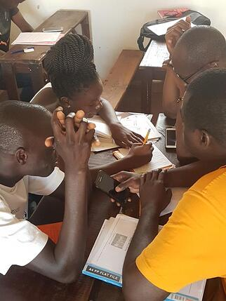 Guinea-Bissau TEFL