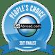 GoAbroad's People Choice Award 2021
